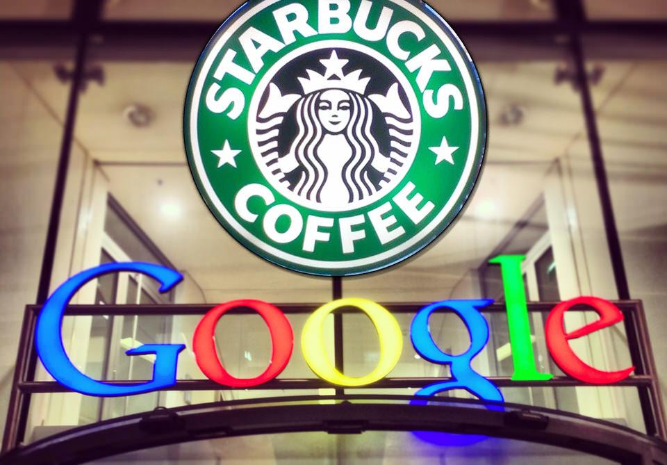 Starbucks Google Wlan