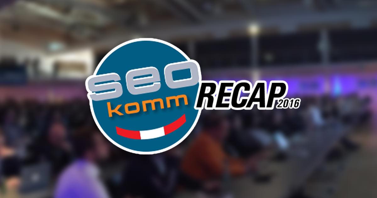 seokomm 2016 recap cover