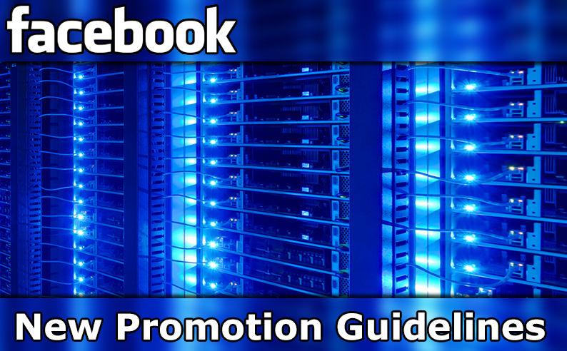 Neue Facebook Regeln für Gewinnspiele