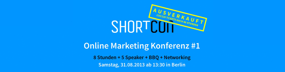 shortcon nr1 2x tickets gewinnen