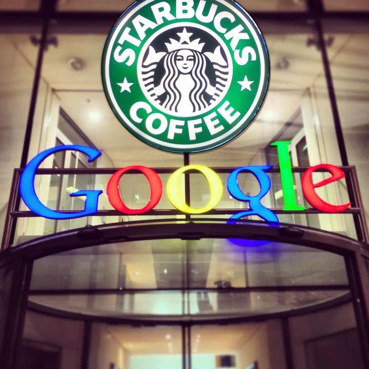 Starbucks Google Wifi